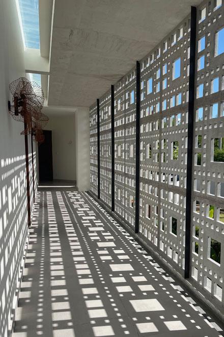 Alley La Maison d'Ulysse Bali